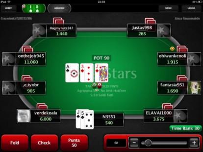 Come giocare a poker su ipad
